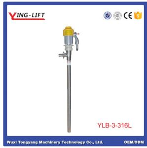 Электрический насос цилиндра экструдера