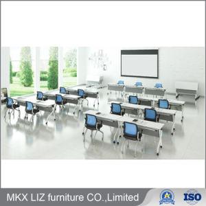 Oficina de diseño moderno mobiliario de sala de formación Formación Reunión apilable de recepción (FT011)