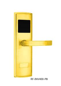 Cartão Magnético Digital fechadura da porta do hotel (RF-INV400)