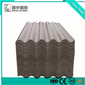 Migliore strato d'acciaio ondulato del tetto galvanizzato di prezzi SGCC Gi