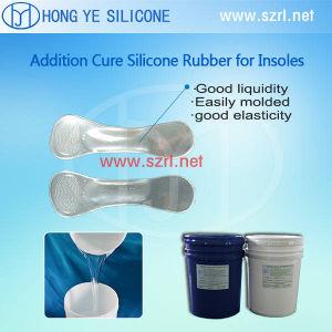 靴の中敷Makingのための医学のGrade Silicone Rubber