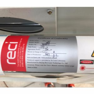 Macchina per incidere di taglio del laser per MDF/Acrylic/Wood/Board/Non-Metal