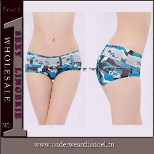 Señoras mayoristas Lace Boxer Shorts ropa interior de la Mujer (TF1051)