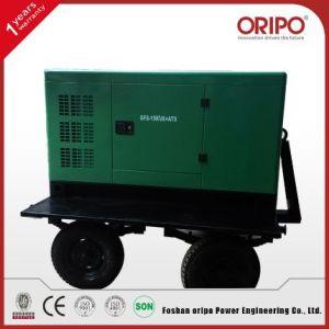 420kVA Oripo-Shangchai Potenzreihe-leiser Dieselgenerator