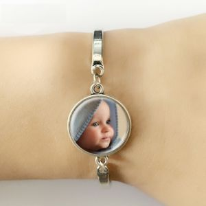 Foto van Uw goed-Geliefde Armband van Mum van de Baby voor de Familie
