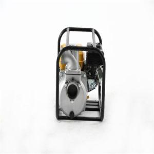 2/3/4 pulgadas de alta presión de gasolina y gasolina bomba de agua para la lucha contra incendios