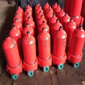 Riga ad alta pressione duplex filtro dello Sgf dell'olio di serie del filtro