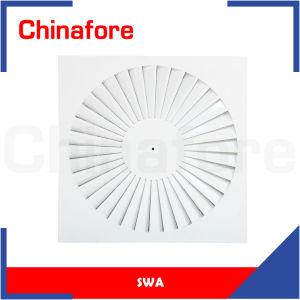 Entrada de la salida de material decorativo de difusores de Swa