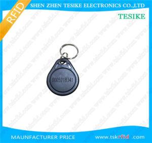 ABS 13.56Hf MHz FM11RF08 Key Fob NFC RFID clé étanche