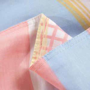Impressão grossista barata de fábrica conjuntos de roupa de cama de algodão