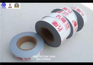 チンタオの海港のアルミニウムプロフィールのための柔らかい硬度のタイプPEの付着力の保護テープ