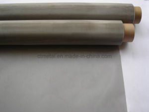 Проволочной сетки из нержавеющей стали для фильтра в основном