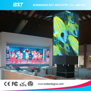 Rapport de contraste élevé de P4 de la publicité intérieure Affichage LED avec LED Epistar et Mbi5124 IC---8