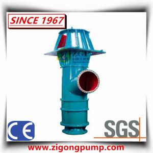 Высокая эффективность вертикальной осевой подачи насоса с дизельным двигателем
