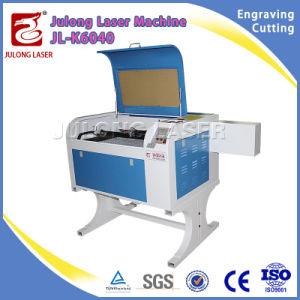 CO2 Glasradierungs-Maschinen-Laser-Stich-Gewinn-Flaschen-Maschine