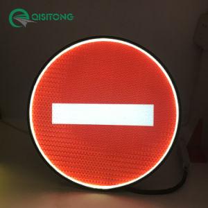 Prezzo di fabbrica illuminato auto riflettente completo chiaro cinese del contrassegno di traffico stradale del nuovo prodotto LED