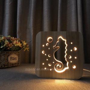 かわいい子供の寝室の装飾LED夜ライト