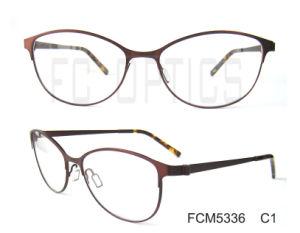 De Frames van het Metaal van de Vorm FC van de Vlinder van de Scharnier van Speical voor Dame