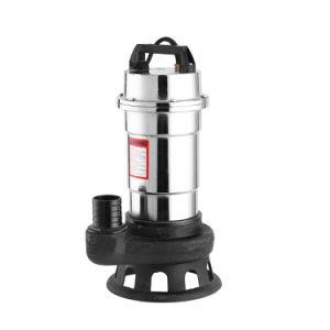 Altamente recomendado Wqd bomba submersível bomba de esgoto de venda direta de fábrica
