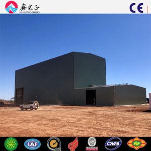 Vorfabriziertes Stahlkonstruktion-Baumaterial Q345b/Q235B
