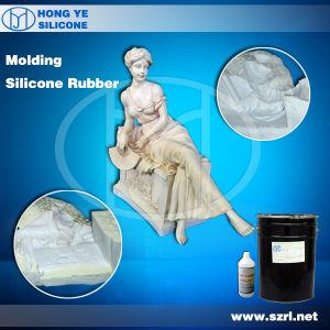 Gomma di silicone RTV-2 per la fabbricazione del modanatura