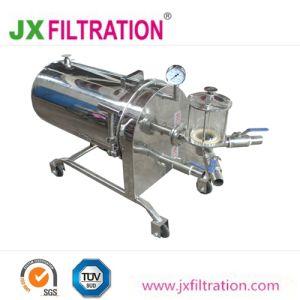 Aço inoxidável Diatomite para bebidas de Filtro