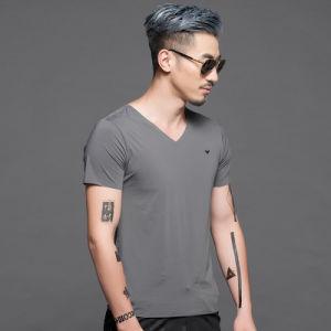 Os homens casual desgaste de manga curta da China