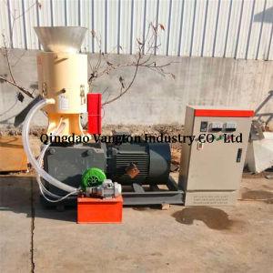 500kg/H Faltは機械を作る木製の餌を停止する