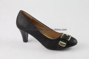 Chaton talon dame High Heels conception pour le Bureau de chaussures