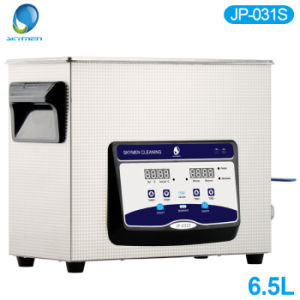 Pulitore ultrasonico professionale Jp-031s del bagno degli strumenti chirurgici di uso 6.5L dell'ospedale