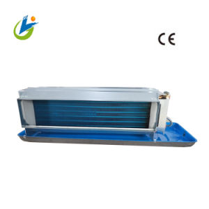 Marcação à descolagem do refrigerador de ar confinados horizontal do ventilador tipo de unidade da bobina