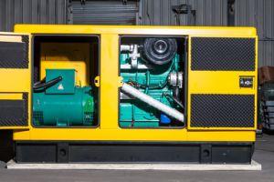 125kVA 100kw insonorizado gerador a diesel