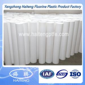 Белый цвет черный штампованного PTFE шток твердых пластиковый стержень