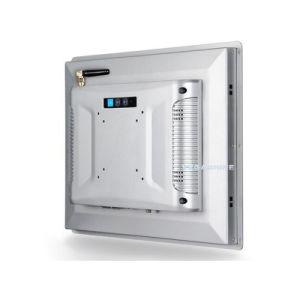 17 polegadas em um único switch computador incorporado J1900 Quiosque Industrial Touch Panel PC