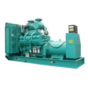 Control de arranque automático grupo electrógeno Cummins de 800 kVA.