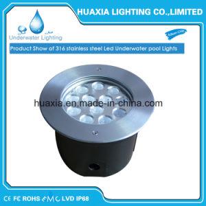 indicatore luminoso subacqueo del raggruppamento messo IP68 di 27W 36W DC12V LED