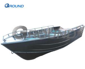 5,5 m 18 pés de alumínio do motor de popa Barco de Pesca