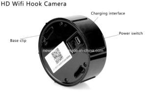 無線小型ホックのデジタルHD WiFiによって隠されるビデオレコーダーのカメラ