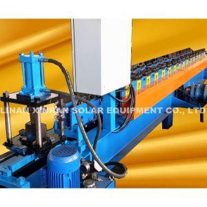 Roulis formant le roulis en acier de mesure de lumière de mur de pierres sèches de machine formant la machine