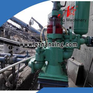 Pompe à boue d'égout pour l'industrie de la céramique