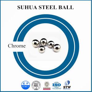 La bola de acero cromado 3,175 mm52100 AISI 100CR6 Suj2 Gcr15