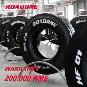 A marca de qualidade superior Roadone grossista 295/75R22.5,11R22.5,12R22.5,11r24,5,315/80R22.5,385/65R22.5 Linglong Desconto Semi pesado preço de pneu radial de Barramento do Veículo
