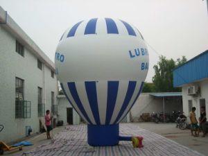De openlucht Ballon van de Grond van de Decoratie Opblaasbare voor Verkoop