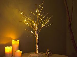 Weihnachten und Beleuchtung des Haus-Dekoration-Baum-LED