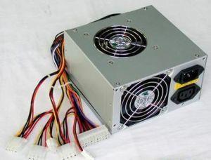 이중 팬 이중 소켓을%s 가진 250W ATX 엇바꾸기 PC 힘 은행