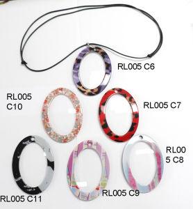 De kleinere Halsband van de Frames van de Glazen van de Acetaat MOQ