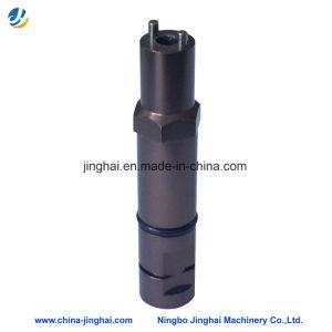 기계장치의 높은 정밀도 알루미늄 합금 통제 줄기를 기계로 가공하는 CNC