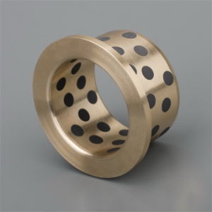 C86300 Métrica Normal Self-Lubricant buchas de flange da bucha do flange tamanho métrico padrão