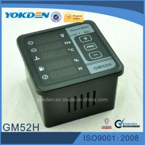 Voltmetro di Digitahi della visualizzazione di LED dell'alternatore di GM52h