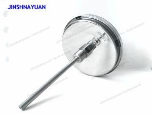 Bt-011 termômetro ajustável / termômetro bimetálico / termômetro de aço inoxidável
